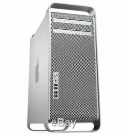 Apple 2008 Mac Pro 3,1 2.8GHz Eight-Core 20GB Ram NVIDIA GeForce GT 120