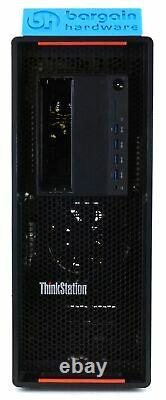 Configure Lenovo P700 Jusque 2x 14-Core/3.50GHz, 128GB DDR4, SSD/HDD Station