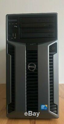 Dell PowerEdge T710 Tower Server Intel Xeon 6 cores L5640 2.26GHz