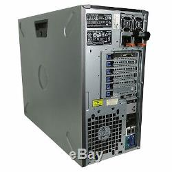 Dell Poweredge Serveur T320 Pentium 1403 Dual-Core 2.6GHz 8GB 3x 500GB 2x