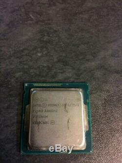 Intel Xeon E3-1271 V3 3,60 GHz Quad-Core 8M CPU SR1R3