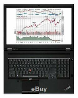 Lenovo THINKPAD P71 Portable Poste de Travail 17.3 Intel Xeon E3 3.00ghz 16go