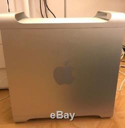 Mac Pro 5,1 (2010) Comme Neuf 6-Core 6x 3.46 GHz 16GB Ram Geforce GT120 HDD 1To
