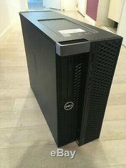Serveur Dell Precision T5820 P1000 W2102 2,90Ghz 32Go SSD 256Go HDD 1To